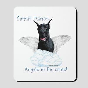 Dane(black) Angel Mousepad