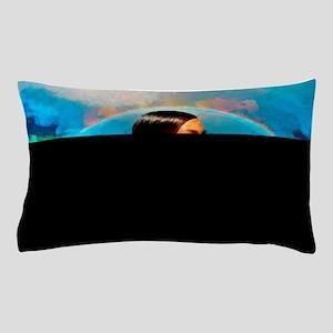 Crow Woman Pillow Case
