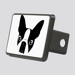Boston Terrier Hitch Cover