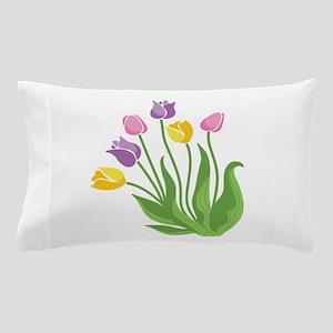 Tulips Plant Pillow Case