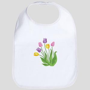 Tulips Plant Bib