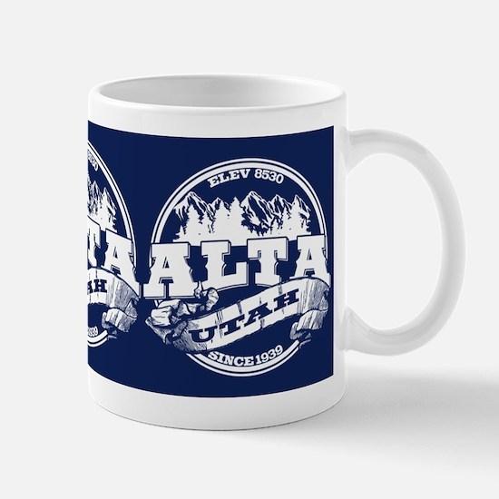 Alta Old Circle Blue Mug