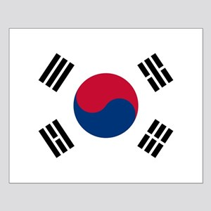 South Korea Flag Small Poster