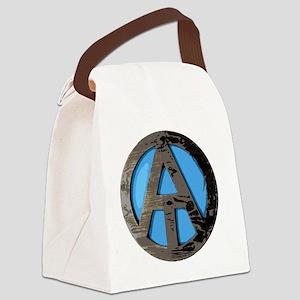 Appalachian Trail  Canvas Lunch Bag
