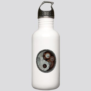 Steampunk Yin Yang Water Bottle