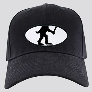 MACHYETI BLACK Baseball Hat