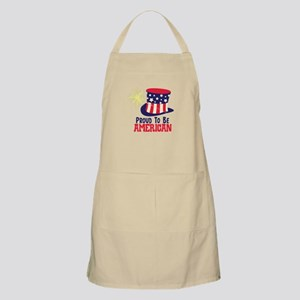 Proud to Be AMERICAN Apron