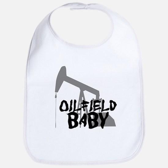 Oilfield Baby Bib