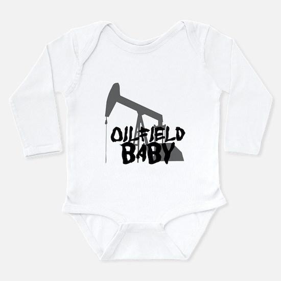 Oilfield Baby Body Suit
