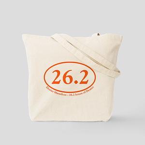 DEXTER MARATHON Tote Bag