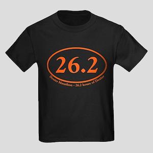 DEXTER MARATHON Kids Dark T-Shirt