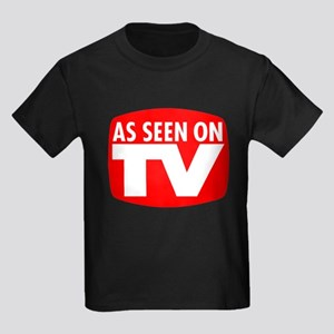 As Seen On TV Kids Dark T-Shirt