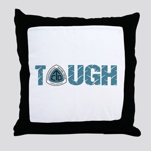 CDT Tough Throw Pillow