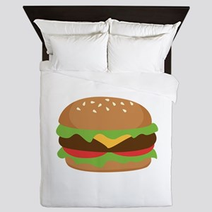 Hamburger Queen Duvet