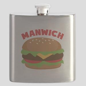 Manwich Flask