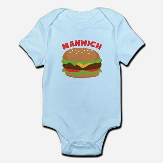 Manwich Body Suit