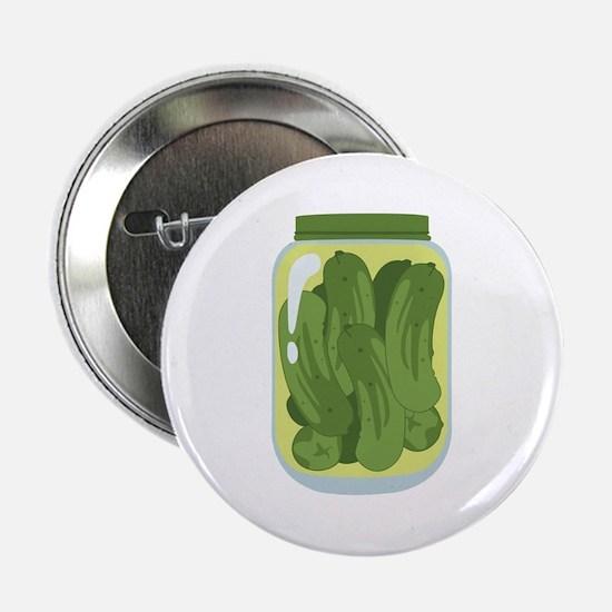 """Pickle Jar 2.25"""" Button"""