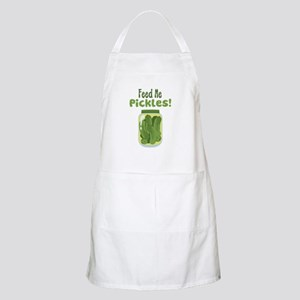 Feed Me Pickles! Apron