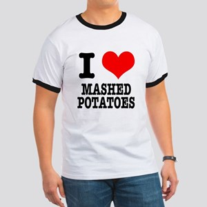 I Heart (Love) Mashed Potatoes Ringer T