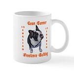 Leon Gunner - Freelance Bulldog Mugs