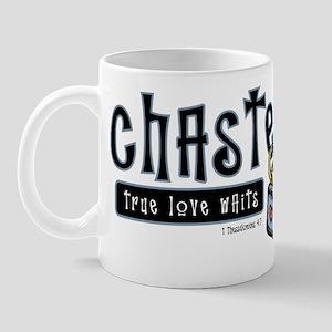 Chaste True Love Waits Mug