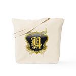 Q Monogram Tote Bag