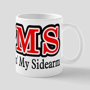 P.M.S. Sidearm Mug