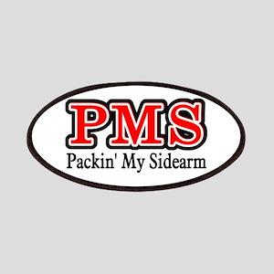 P.M.S. Sidearm Patches