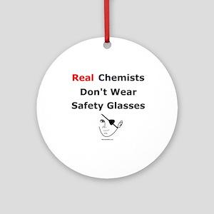 Real Chemists Keepsake (Round)