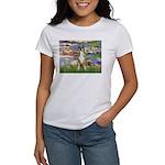 Lilies & Boxer Women's T-Shirt