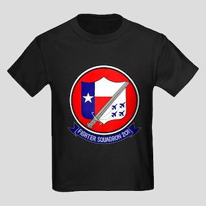 VF 201 Hunters Kids Dark T-Shirt