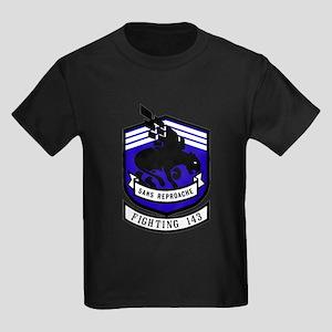 VF 143 / VFA 143 Puking Dogs Kids Dark T-Shirt