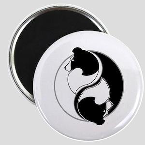 Sheltie Balance Magnet