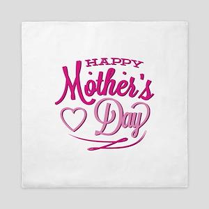 Happy Mother's Day Queen Duvet
