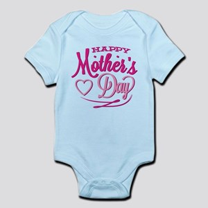 Happy Mother's Day Infant Bodysuit