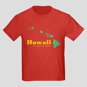Hawaii Kids Dark T-Shirt