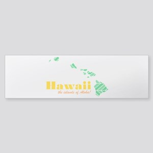 Hawaii Sticker (Bumper)