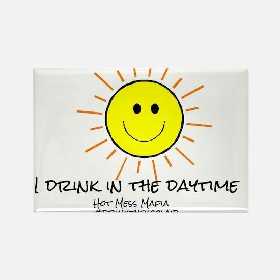 daytime drinker Magnets