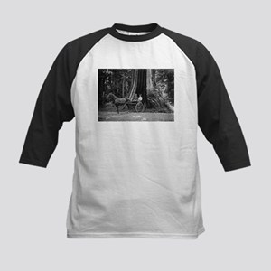 Carriage in the Hollow Tree Baseball Jersey