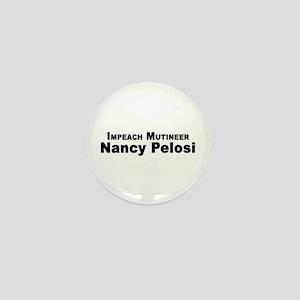 Impeach Nancy Pelosi Mini Button