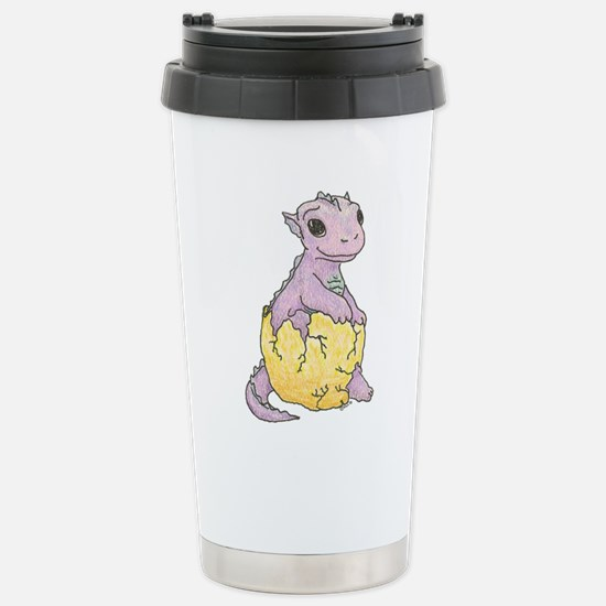 Dragon Hatchling Travel Mug