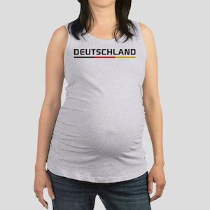 Deutschland Maternity Tank Top