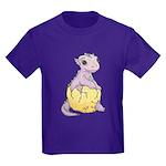 Dragon Hatchling Kids Intense Colors T-Shirt