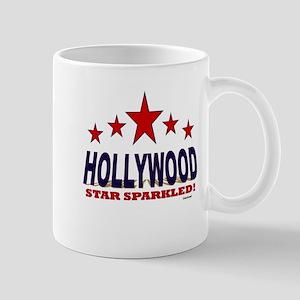 Hollywood Star Sparkled Mug