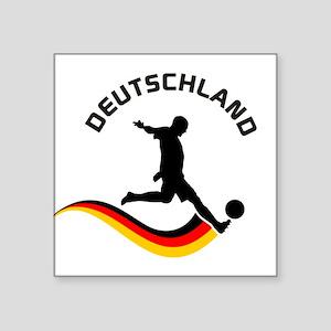 Soccer Deutschland Player Sticker