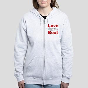 Love Boat Zip Hoodie