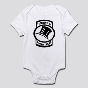 VFA 14 Tophatters Infant Bodysuit