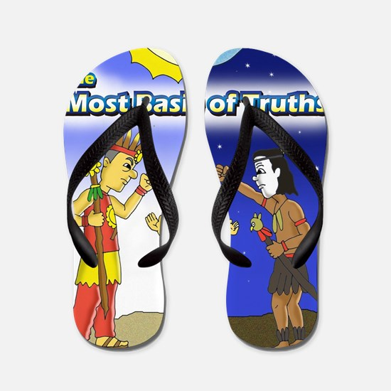 The Most Basic of Truths Flip Flops