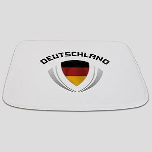 Soccer Crest GERMANY Bathmat