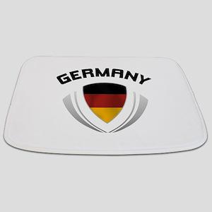 Soccer Crest GERMANY 1 Bathmat
